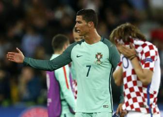 Revealed: why Cristiano didn't celebrate win over Croatia