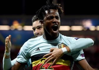 Batshuayi pasa en Francia el reconocimiento con el Chelsea