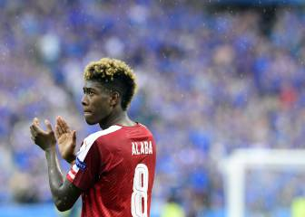 Real Madrid up their offer for David Alaba to €65 millon