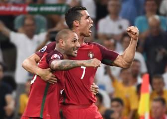 Cristiano, en semifinales