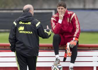 Las 5 claves de la ruptura entre Del Bosque e Iker Casillas