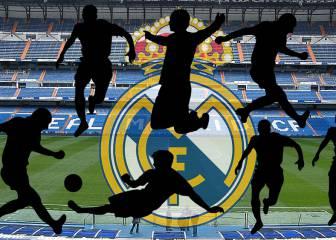Los siete fichajes fallidos del Madrid en los últimos siete años