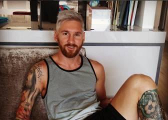 El Barcelona llega a Inglaterra con Leo Messi como atracción