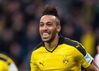 Aubameyang: 'Sólo el Madrid puede alejarme del Dortmund'