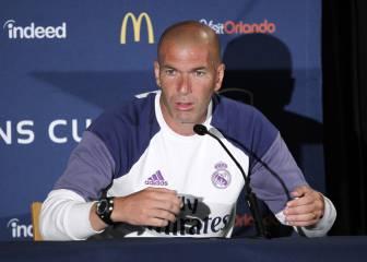 'A día de hoy Pogba todavía no es jugador del Real Madrid'