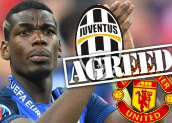 Pogba ya es del United: en Italia e Inglaterra se da por cerrado