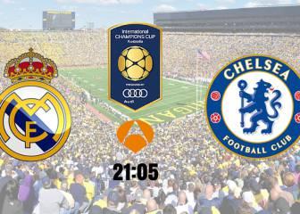 Real Madrid 3 - Chelsea 2: resumen, resultados y goles