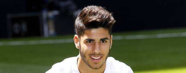 Real madrid asensio i 39 ll give my all for real as com