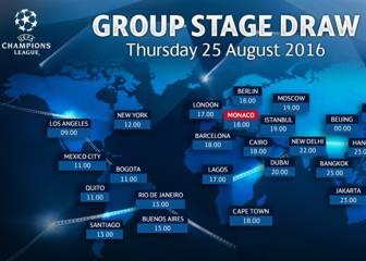 Para la UEFA, el horario español lo establece... Barcelona