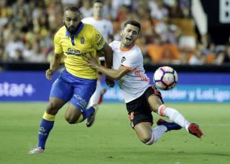 El Valencia regresa a LaLiga mucho peor de lo que se fue
