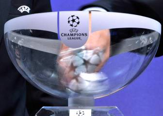 Así están los 4 bombos para el sorteo de la Champions