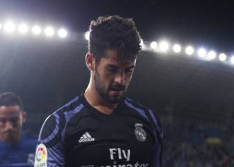 Real Madrid receive offer from Spurs for Isco