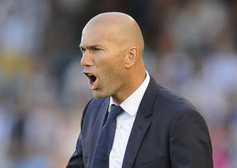 Zidane one victory away from Real record of 1960-61