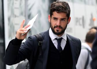 Isco would only leave to go on loan to Málaga or Tottenham
