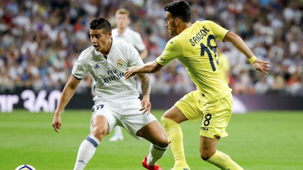 Ver Partido Real Madrid Vs Villarreal Online Gratis