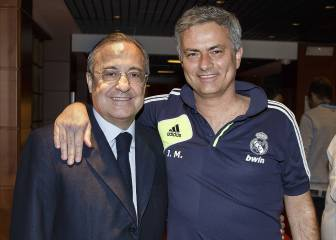 Mou: 'Florentino wanted me back to oversee a clear-out of Ramos, Pepe, Marcelo...'