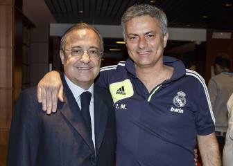 Mou: 'El presidente me pidió que volviera y limpiara a Casillas, Ramos, Pepe...'