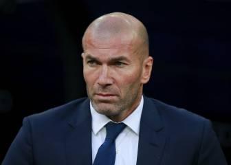 Zidane: '¿Cristiano? Hay que sustituirle de vez en cuando'