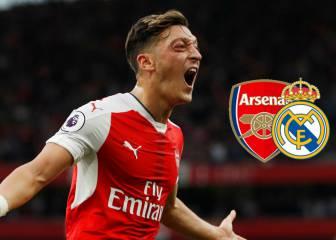 Özil: su amor al Madrid frenaría su renovación con el Arsenal