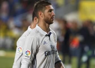 Algo pasa con Sergio Ramos: los motivos de su irregularidad