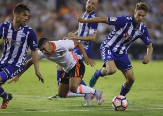 Real unable to recall Marcos Llorente early from Alavés loan
