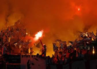 300 ultras polacos planean ir al Real Madrid-Legia del día 18