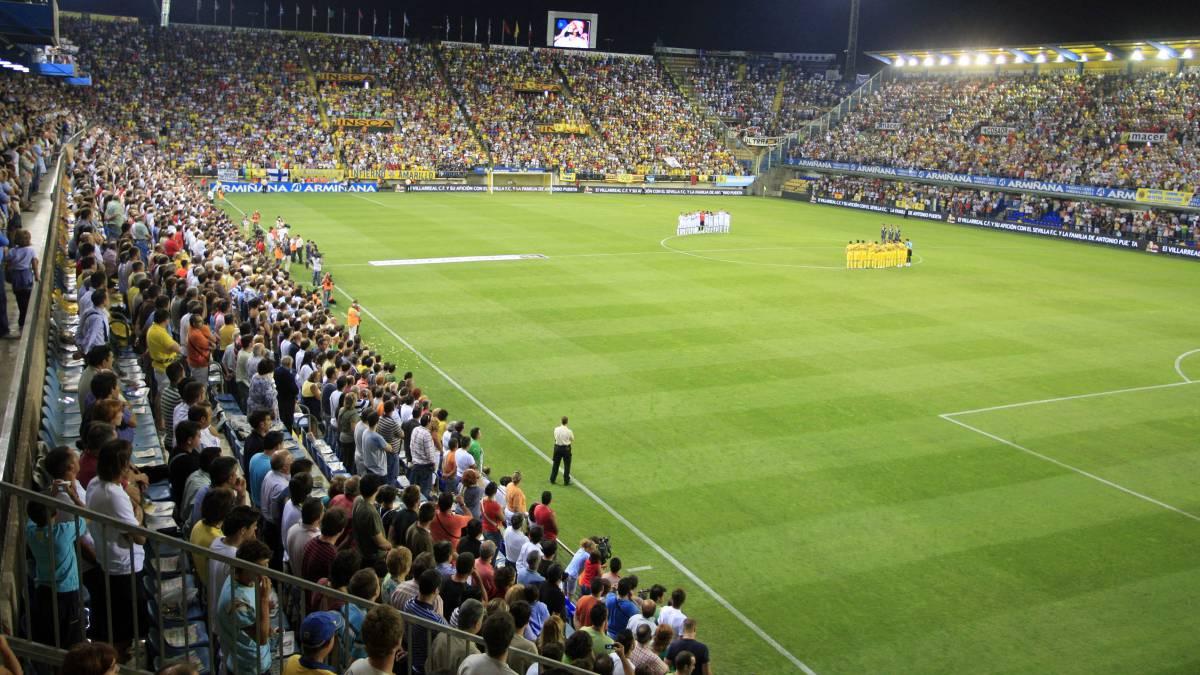 Villarreal el madrigal puede pasar a ser el estadio de la - Ceramica de la cartuja ...
