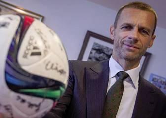 La UEFA medita llevar una final de la Champions a Nueva York