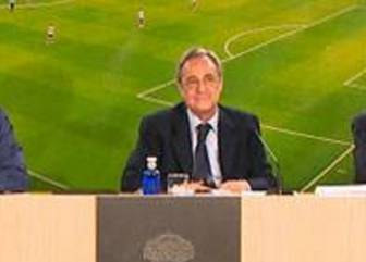 Real Madrid don't need a sporting director, says Pérez