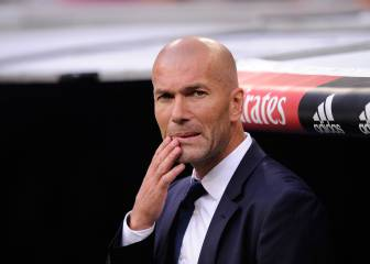 The four changes that Zidane will likely make against Athletic