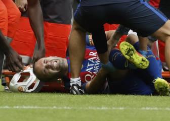 Iniesta no jugará hasta 2017: entre 6 y 8 semanas de baja