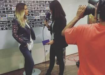 La mujer de Garay estalla en Instagram: habla de 'violencia'