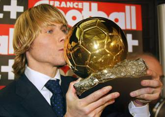 In Images: The last 25 winners of the Ballon d'Or