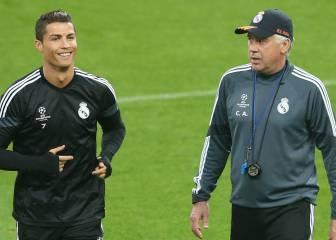'Tuve que oír dónde quería jugar Cristiano y adaptarme'