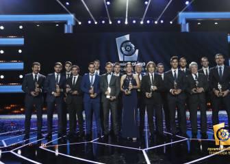 Griezmann y el Atlético dominan los Premios de LaLiga