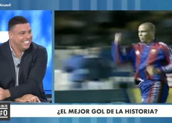 'La pena del gol de Compostela es que no lo hice con el Madrid'