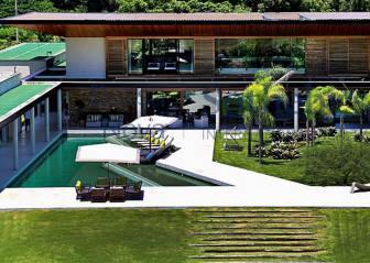 Así es la espectacular mansión que compró Neymar en Río