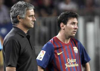 Mourinho sorprende: 'Todos lloraremos por Messi'