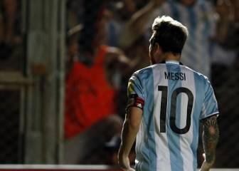 Argentina es Messi