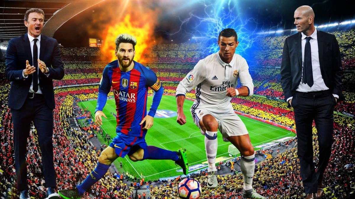 Barcelona-Real Madrid El Madrid puede sentenciar en el Clásico: está a seis puntos - AS Colombia