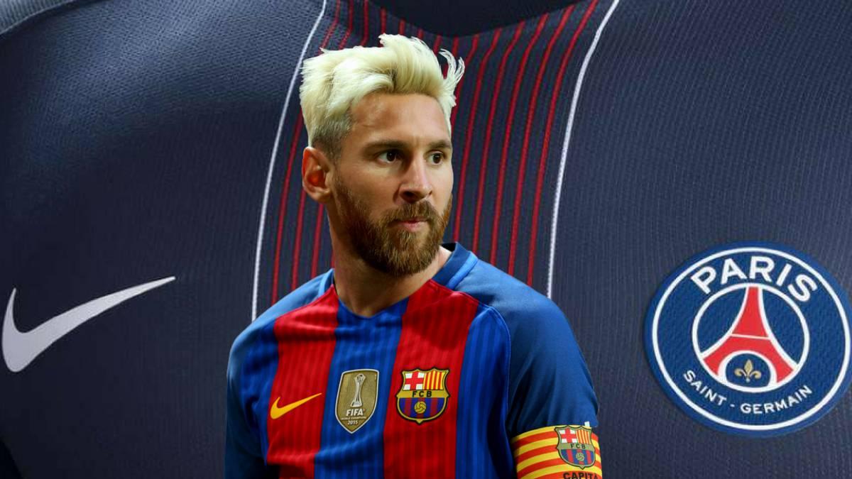 Kluivert se ve con el padre de Messi para que fiche por el PSG - AS.com