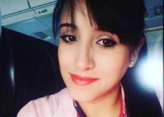 Azafata herida narró la tragedia: 'El avión se apagó por completo'