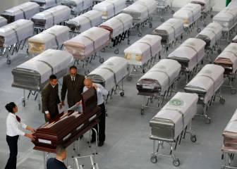 'No fue un accidente, mis compañeros fueron asesinados'