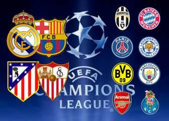 Champions: las opciones de clasificación en los 8 grupos