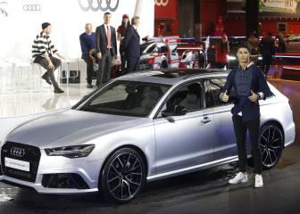 Cristiano declaró bienes en el extranjero por 203M€ en 2015