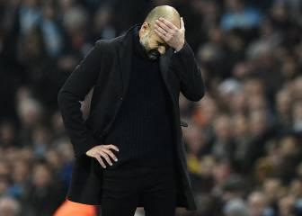 Guardiola: 'Cuando probé con el City ya estaba acabado'