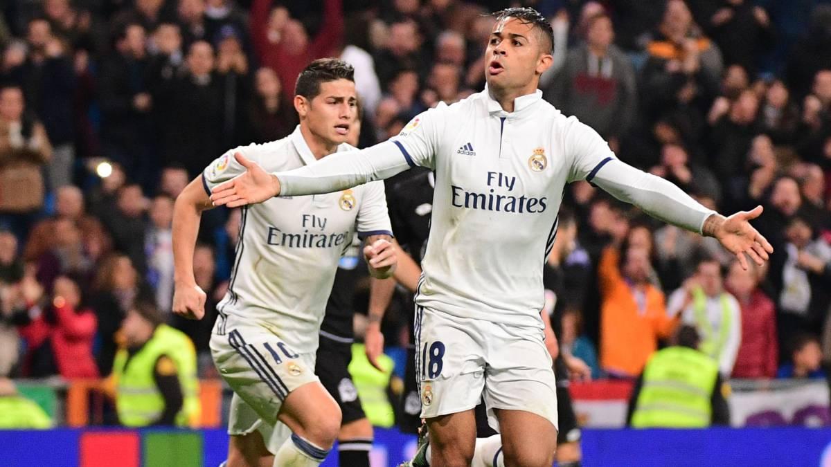 Real Madrid | Nadie en España supera el promedio goleador de Mariano ...
