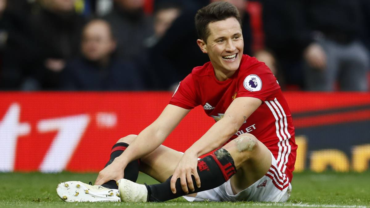 Image result for ander herrera 2018