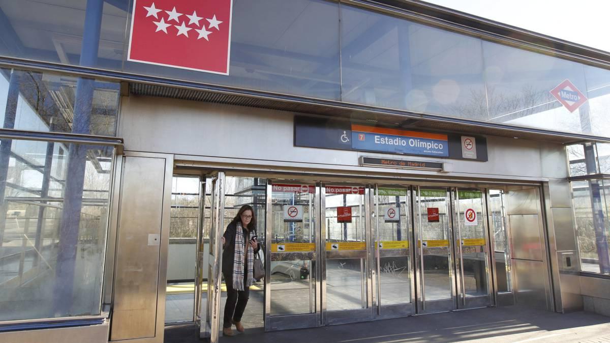 Atlético de Madrid: La CAM llamará Estadio Metropolitano a la estación de Metro del campo del ...
