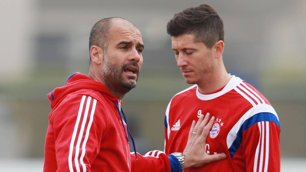 Bayern Munich | Lewandowski the latest to pour scorn on ...